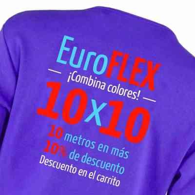 Promo EuroFLEX | 10% de descuento desde 10 metos | ArtecolorVisual