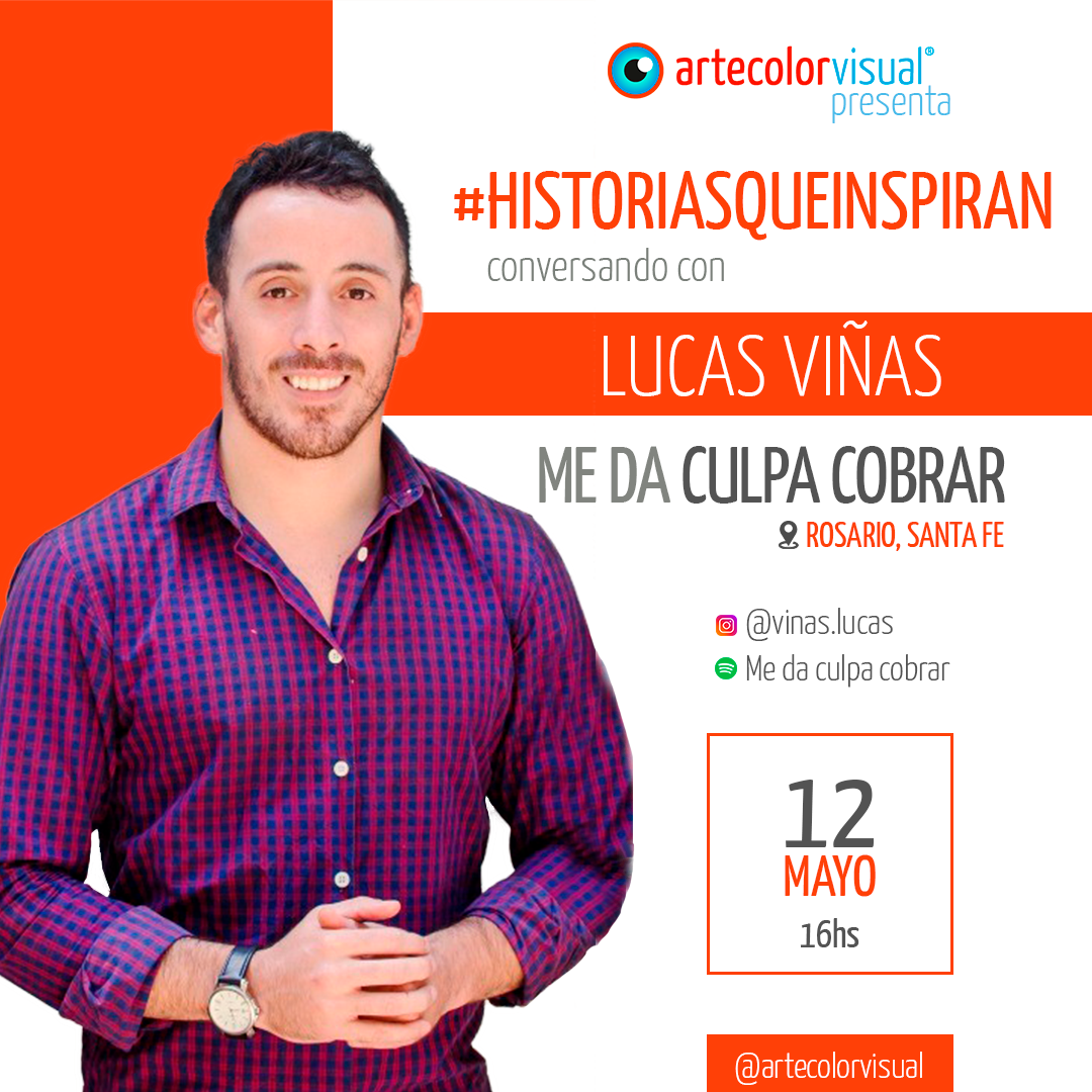 LucasVilla | Rosario | ArtecolorVisual
