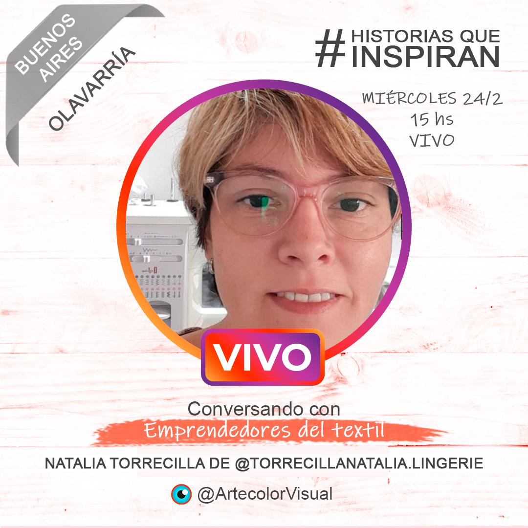 Torrecillanatalia.lingerie | Olavarría | ArtecolorVisual