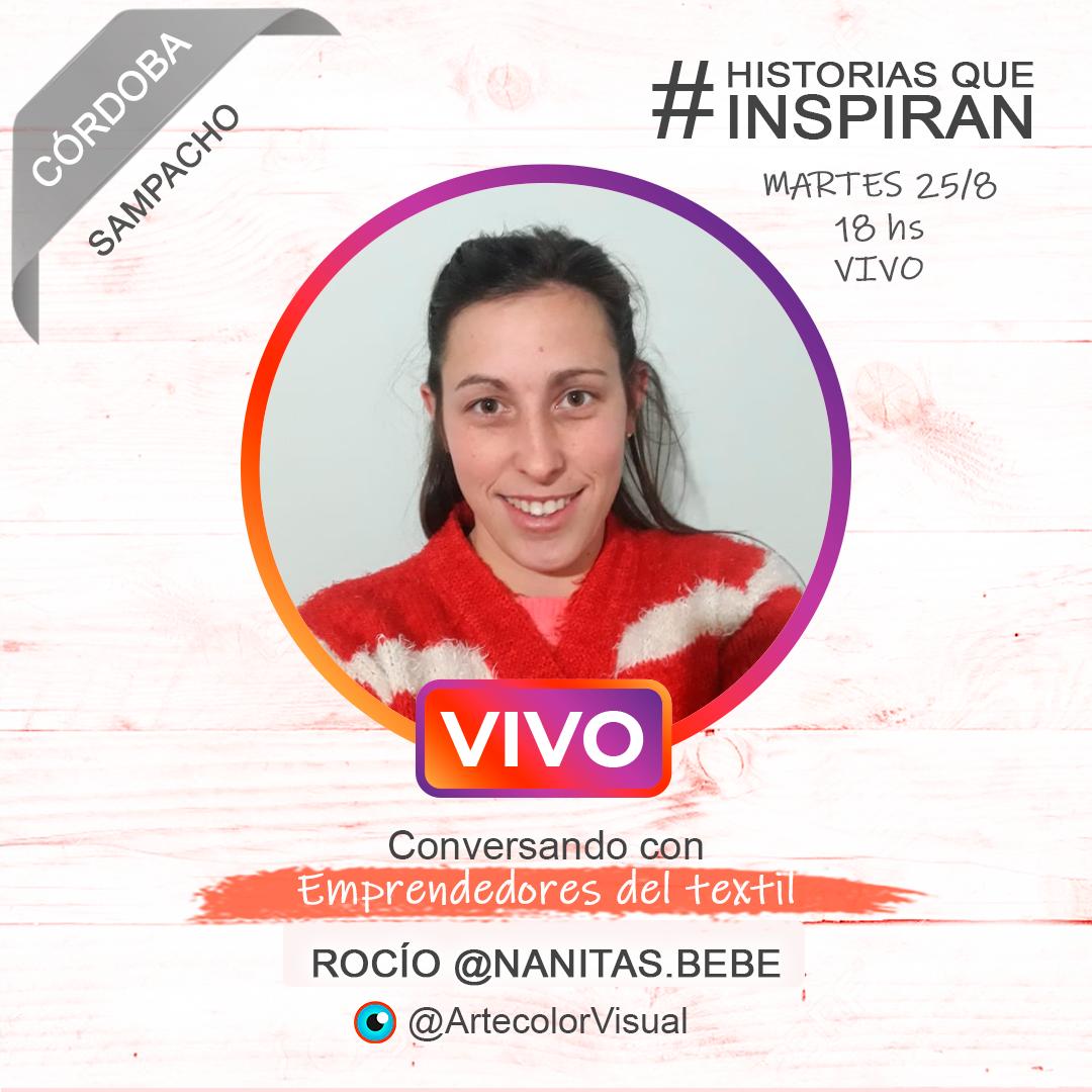 Rocio Nanitas.bebe | Córdoba | ArtecolorVisual