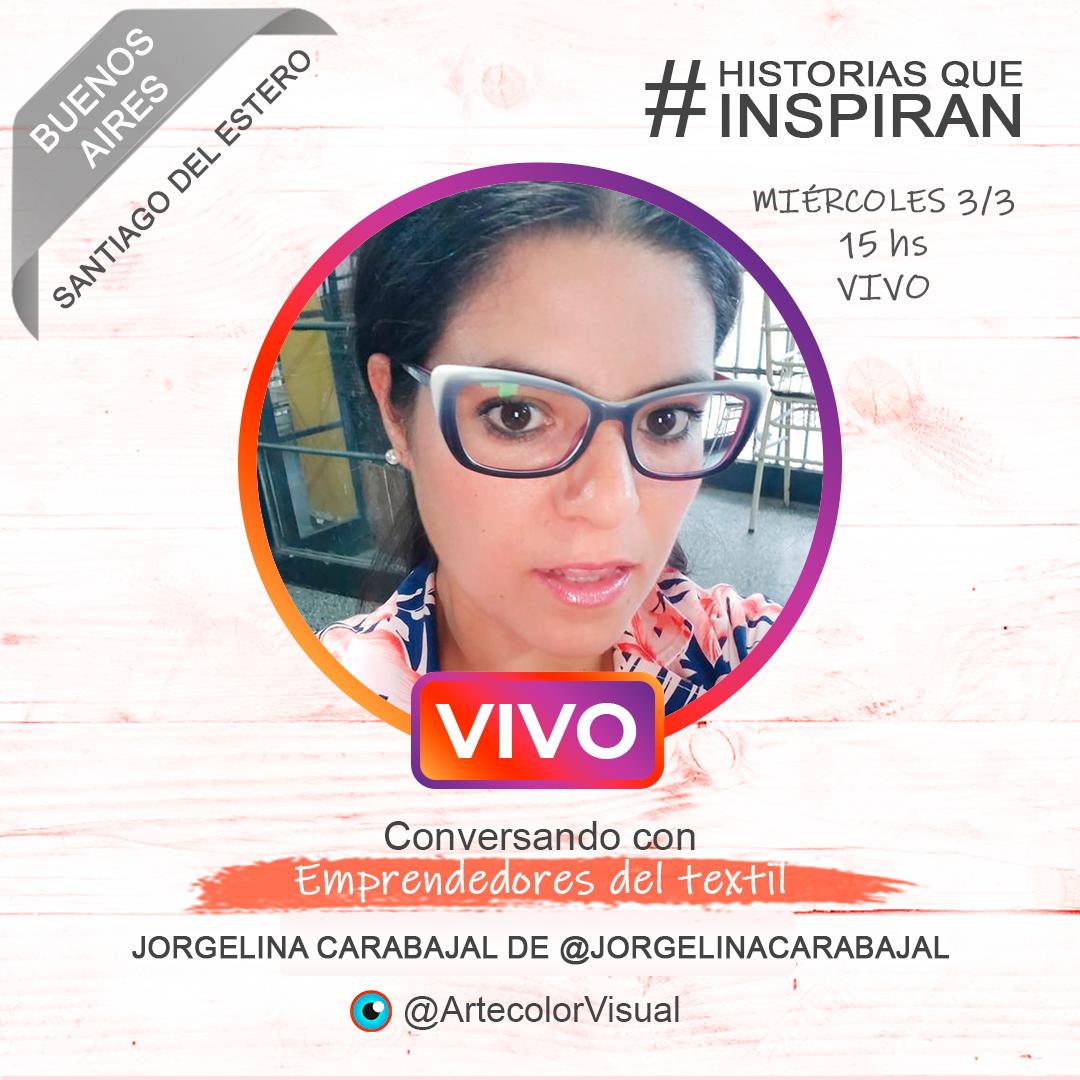 JorgelinaCarabajal | Santiago del Estero | ArtecolorVisual