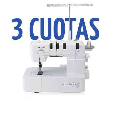 Brother CV3440   3 cuotas + Envío gratis   ArtecolorVisual