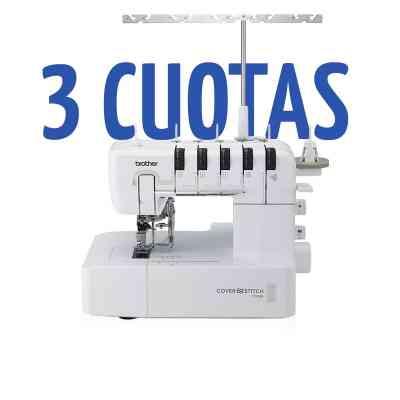 Brother CV3550   3 cuotas + Envío gratis   ArtecolorVisual