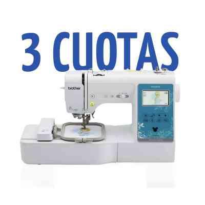 Brother NV960DL | Máquina de coser y bordar | 3 cuotas + Envío gratis | ArtecolorVisual