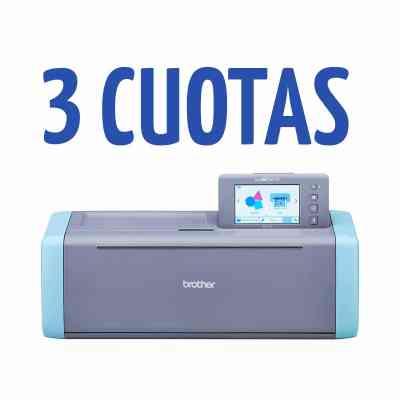 Hasta 3 cuotas sin interés | ScanNcut SDX125 | ArtecolorVisual