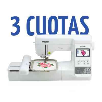 Brother PE810L | 3 cuotas + Envío gratis | ArtecolorVisual
