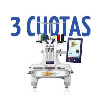 Brother PR670E | 3 cuotas + Envío gratis | ArtecolorVisual