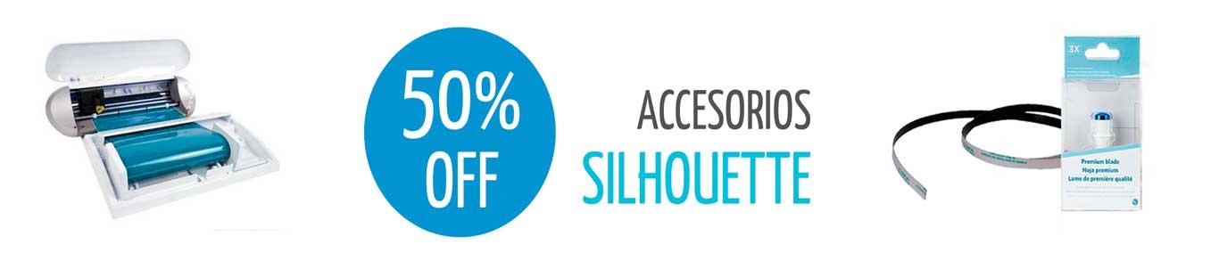 50% OFF   Accesorios Silhouette   ArtecolorVisual