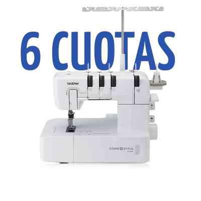 Brother CV3440   6 cuotas + Envío gratis   ArtecolorVisual