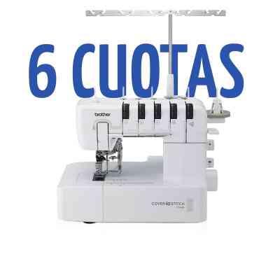 Brother CV3550   6 cuotas + Envío gratis   ArtecolorVisual