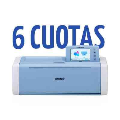 6 cuotas | ScanNcut SDX125 | ArtecolorVisual