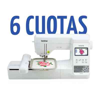 Brother PE810L | 6 cuotas + Envío gratis | ArtecolorVisual