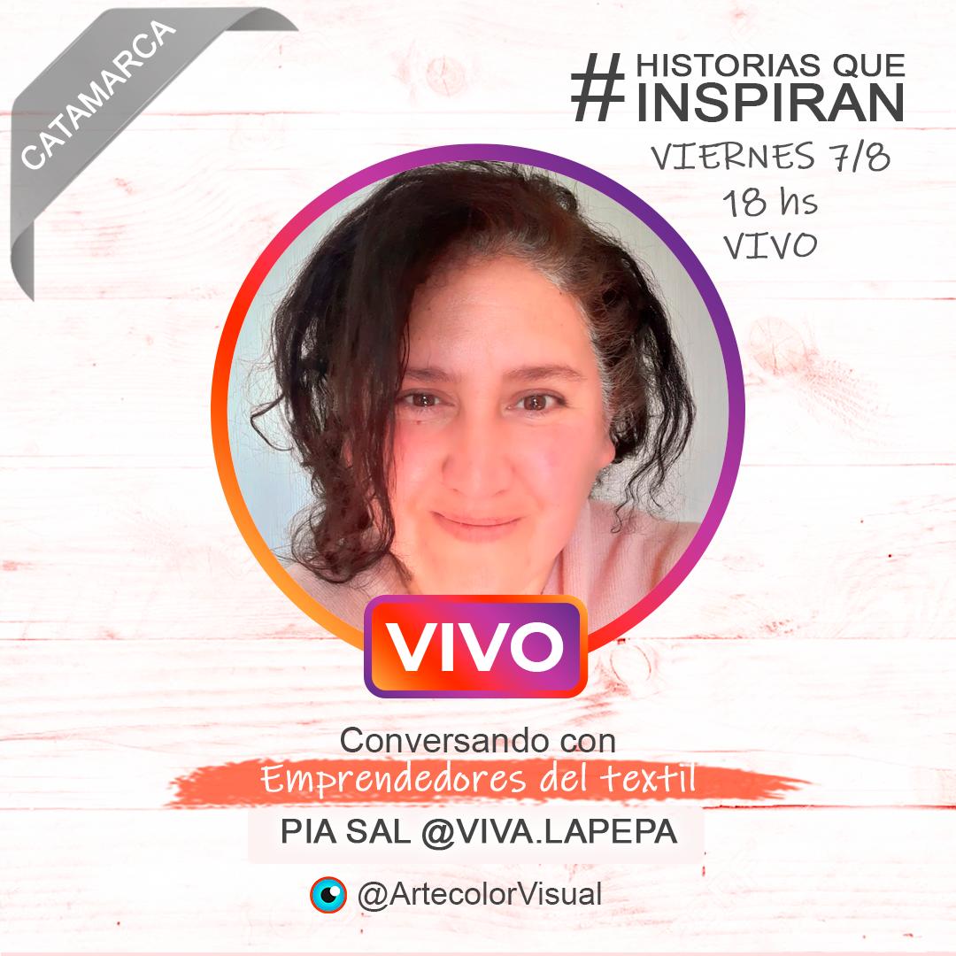 Viva.lapepa | Catamarca | ArtecolorVisual