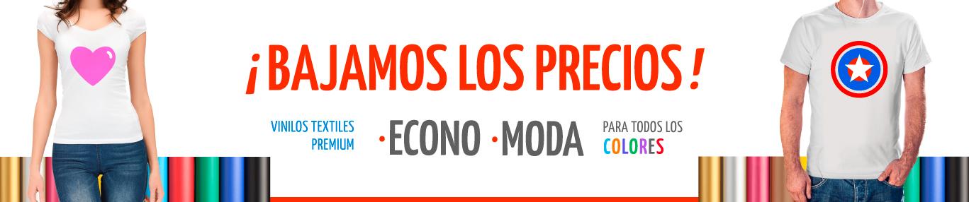 Econo y Moda Premium   Oferta de vinilos textiles