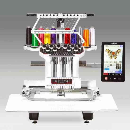 Bordadora digital de 10 agujas | Brother PR1050X | ArtecolorVisual