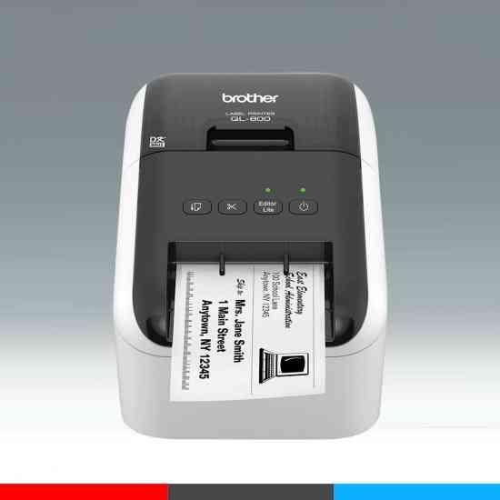 Impresora de etiquetas | Brother QL-800 | ArtecolorVisual