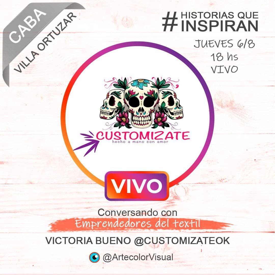 Customizate | Villa Ortúzar | ArtecolorVisual
