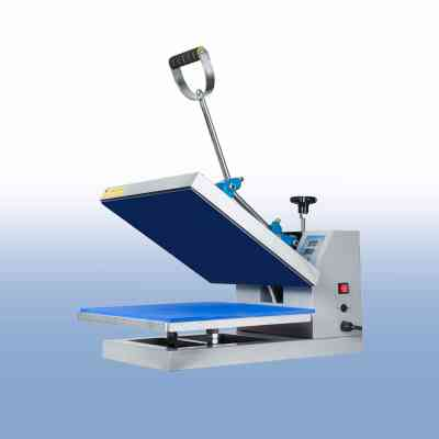 Estampadora térmica manual para remeras | 40 x 50 cm | Yuxunda® YXD-HBS404 | ArtecolorVisual