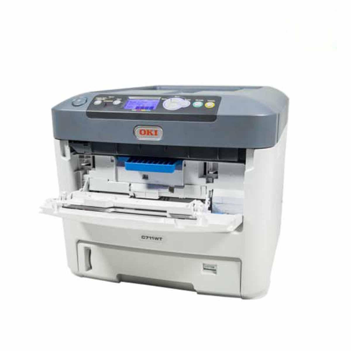 Impresora con toner blanco | Oki C711WT