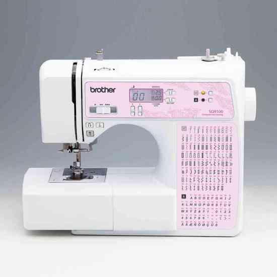 Máquina de coser digital | Brother SQ9100 AR | ArtecolorVisual