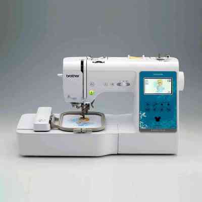 Máquina de costura y bordado   Brother NV960DL   ArtecolorVisual