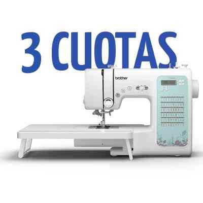 Máquina de coser electrónica | Brother CS6000XL | ArtecolorVisual