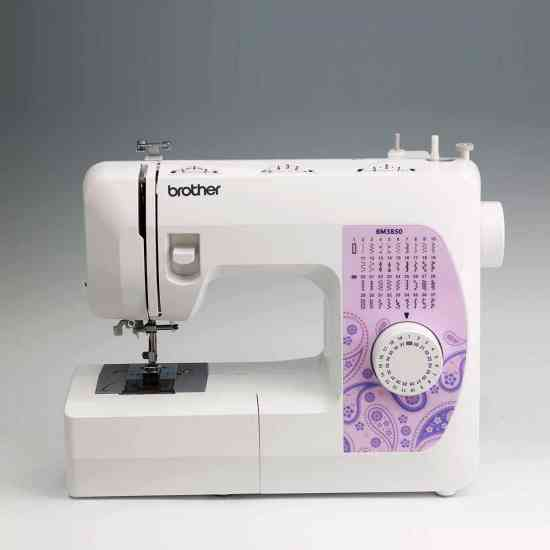 Máquina recta hogareña | Brother BM3850 AR | ArtecolorVisual