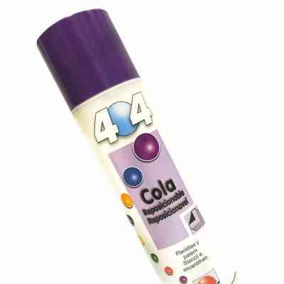 Odif 404 | Adhesivo reposicionable en aerosol | ArtecolorVisual