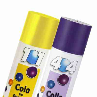 Adhesivos en aerosol