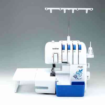 Overlock 3-4 hilos | Brother 3534DT | ArtecolorVisual