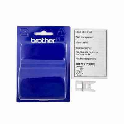 Pie prensatela transparente | Brother SA122 | Artecolorvisual