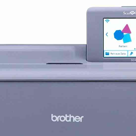 Plotter de corte y Scanner | Brother