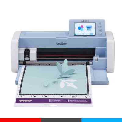 Plotter de corte y scanner | Brother ScanNCut XD255 | ArtecolorVisual