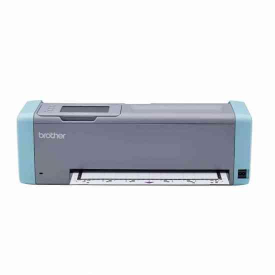 ScaNncut SDX125 | Plotter de corte hogareño | ArtecolorVisual