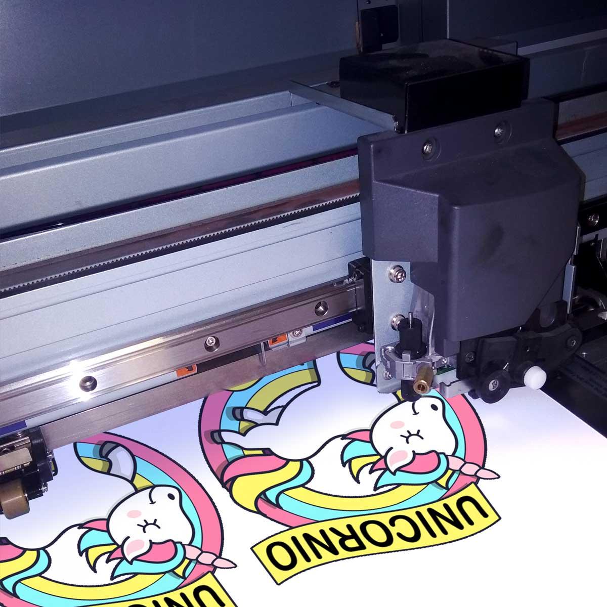 Transfer Print-Cut | Estampería digital | ArtecolorVisual