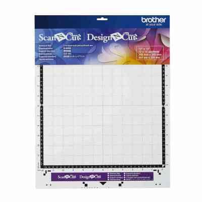 Tapete con adhesivo estándar | 30 x 30 cm | Brother ScanNcut | ArtecolorVisual