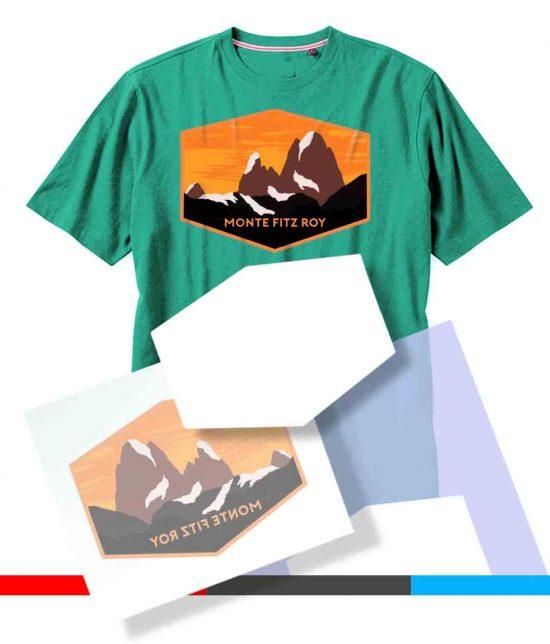 Vinilo textil sublimable | Con liner de soporte | ArtecolorVisual